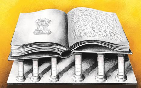 103rd Amendment To The Constitution: Are Reservations On The Grounds Of Economic Backwardness Constitutionally Compatible?