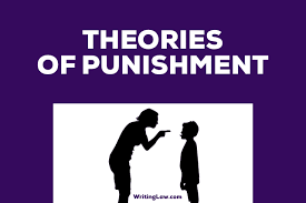Administration of Justice: Theories of Punishment
