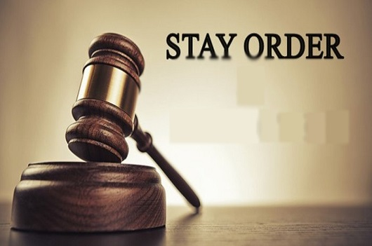 Stay Order No Longer Eternal